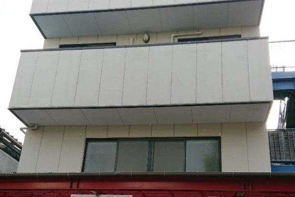 神奈川県海老名市 店舗兼住宅 外壁塗装 アドグリーンコート