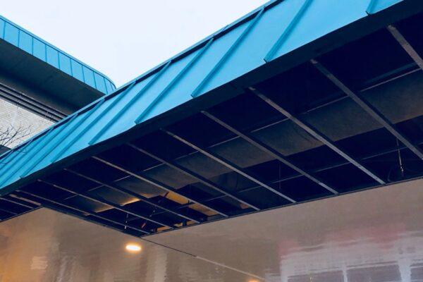 神奈川県藤沢市 介護福祉施設 屋根補修